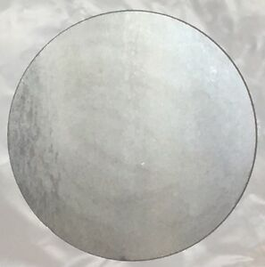 3 16 Steel Plate Round Circle Disc 24 Diameter A36 Steel 1875