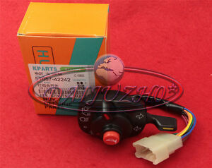 Kubota 588i g 688 888 Harvester Components 5t057 42242 Headlight Switch