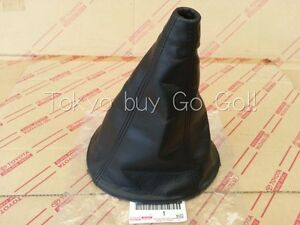 Lexus Is200 Is300 Gita Altezza Shift Hole Cover Boot New Genuine Oem Parts