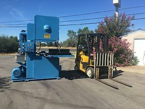 Tannewitz G1ne Vertical Bandsaw Hydraulic Table Feed marvel doall kalamazoo