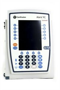 Alaris 8015 Pc Unit Infusion Pump Iv 4 7 Screen Point Of Care Refurb Warranty