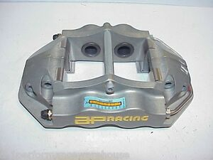 New Ap Racing 4 Piston Brake Caliper Rhl Cp5510 4s0l Brembo Nascar Xfinity Arca