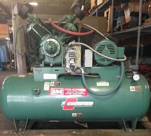 Champion Hr10 12 Compressor 10hp 120 Gal Tank