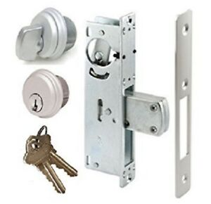 Adams Rite Type Store Front Door Deadbolt With Lock Cylinder Thumbturn