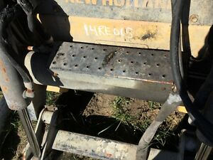 2014 New Holland L230 Steel Cab Entry Step Ships Free