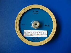 Hot Sales Dt140 1500pf 15kv 90kva Voltage Frequency Ceramic Capacitor e00r Ly