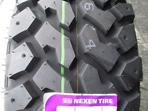 2 New Lt 31x10 50r15 Nexen Roadian Mt Mud Tires 31105015 31 10 50 15 1050 M T
