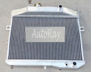 New Aluminum Radiator For Volvo Amazon P1800 B18 B20 Engine Gt 59 70 Manual