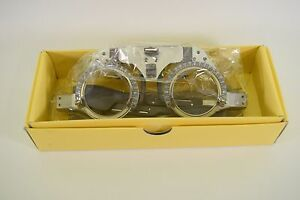 New Optimark Trial Lens Frame Glasses Japan Ophthalmology 276