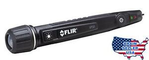 Flir Vp50 Non contact Voltage Detector Plus Flashlight New Free Ship
