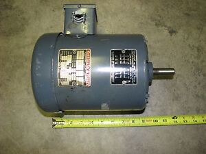 Motor rpm rockland county business equipment and supply for Robbins and myers replacement motors