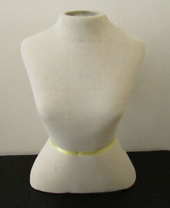 Womens Dress Form Torso Mannequin Shop Display No Stand 1