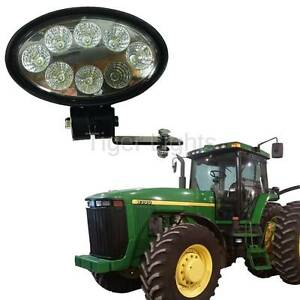 Led Oval Tractor Light