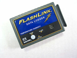 Flashlink Electronic Data Logger Model 20207 Temperature humidity