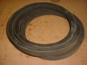 V belt C68 For Gravel Pit conveyor machine combine auger construction 7 8 X 72