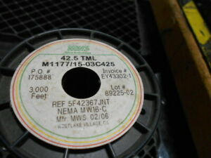 Rea Magnet Wire 425hml New In Box