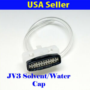 Printer Cap Top For Mimaki Jv3 For Solvent Water Dx4 Printheads Us Seller