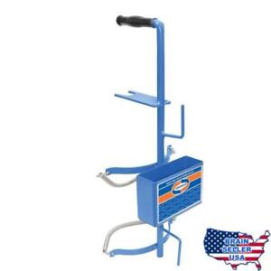 Uniweld 516 Metal Carrying Stand For A 40 Cubic Feet Nitrogen Tank New
