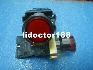 10x La160 be102c Red Lamp Locking Emergency Stop N c Push Button Switch New