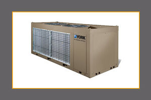 2018 York 30 Ton Air Cooled Chiller 460v New W Warranty In Stock Low Ambient