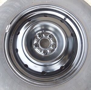 16 2008 2014 Subaru Forester Legacy 10 Hole Steel Wheel Rim 28111sa280