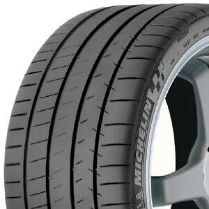 295 30 20 Michelin Pilot Super Sport 101y Ultra High Performance Summer Tire