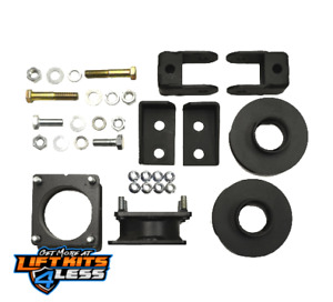 Traxda 102040 2 25 Front 1 25 Rear Lift Kit For 2011 18 Ford Explorer 2wd 4wd