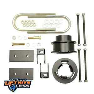 Traxda 605049 2 5 Fr 1 Rr Liftkit With Overload Springs For 2013 19 Ram 3500