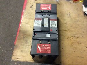 Ge Spectra Rms Current Limiting Circuit Breaker sgla36at0400 400a 3 pole