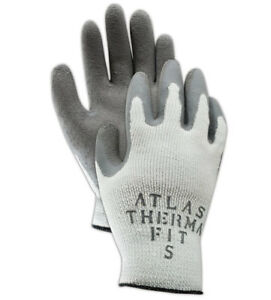 Showa Best Atlas Therma fit Pf451 Knit Gloves Medium 12 Pairs