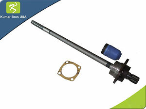 New Ford Tractor 9n 8n 2n Massey Te20 To20 To30 Pto Shaft Conversion Kit