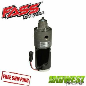 Fass Adjustable Fuel Lift Pump For 1999 2007 Ford 6 0l 7 3l Powerstroke 125 Gph