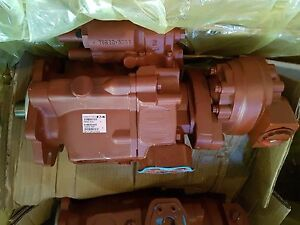 New Eaton Tandem Hydraulic Pump Unit 78590 ral 70553 rbt