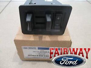 17 Thru 21 Super Duty F250 F350 Oem Ford In dash Trailer Brake Controller Module