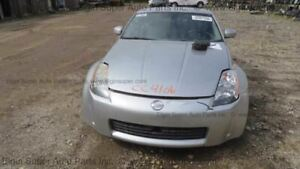 Passenger Right Caliper Front Without Brembo Brakes Fits 03 05 350z 1025337