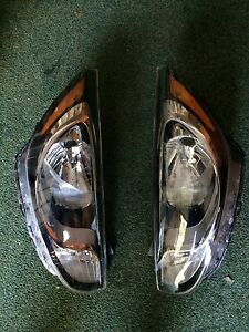 2012 Hyundai Sonata Headlight Kit