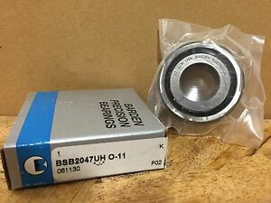 Barden Precision Ball Screw Support Bearing 20tac47 Bsb2047uh O 11