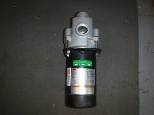 New 6gpg4 Pump Self Priming Aluminum 1 3 Hp t