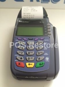 Verifone Vx510 Dual Comm ethernet dial Scr 6mb Unlocked
