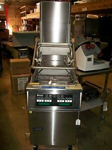 Pitco Sg6h Fryer scratch And Dent