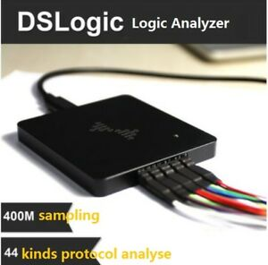 Usb Logic Analyzer 16ch 100mhz 4ch 400mhz Base On Xilinx Spartan 6 Fpga sdram