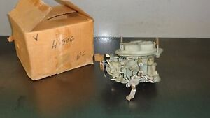 Reman Holley 6520 2 Barrel Carburetor 1981 1982 Dodge Omni Tc3 Horizon 9055 1