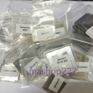 New 600pcs Bga Reball Stencils Directly Heat Template Laptop Iphone G84 603 a2