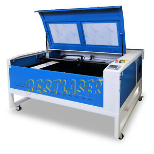 New Usb Port 50w Co2 Laser Engraving Cutting Machine 300 500mm With Ce Fda