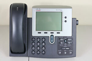 Cisco 7940g Ip Phone Cp 7940g Voip Telephony Voice over ip Network Ethernet