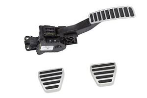 2012 2015 Camaro W manual Trans Gm Stainless Steel Replacement Pedals 22826305