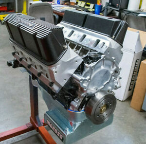 347 Ford Crate Engine Small Block Stroker 440 Hp Dyno Tested Roller Cam