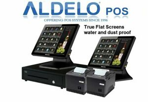 Aldelo Pro All In One Pos System 5 Years Warranty