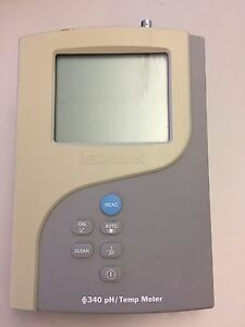 Beckman 340 Ph Temp Meter Unit Only
