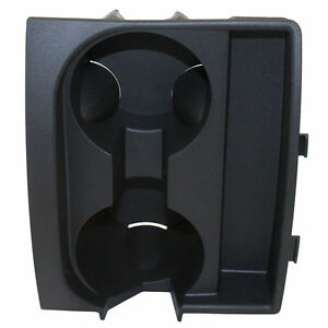 New Floor Console Cup Holder 05 10 Jeep Grand Cherokee 06 07 Commander 5143592ab